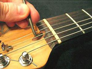 Setup chitarra - Officine Persegato