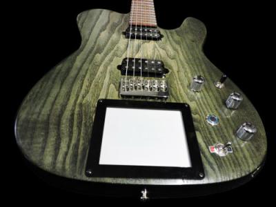 chitarra-elettrica-kaoss-pad