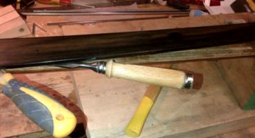 Sostituzione del truss rod su un basso Warwick