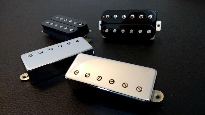 OP V: i pickup per chitarra Officine Persegato